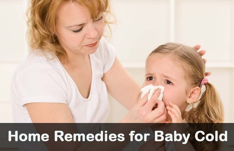 12 Diy Home Remedies For Baby Cold