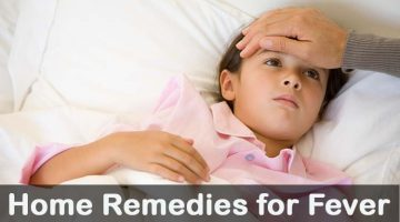 25 Home Remedies To Bring Down A Fever