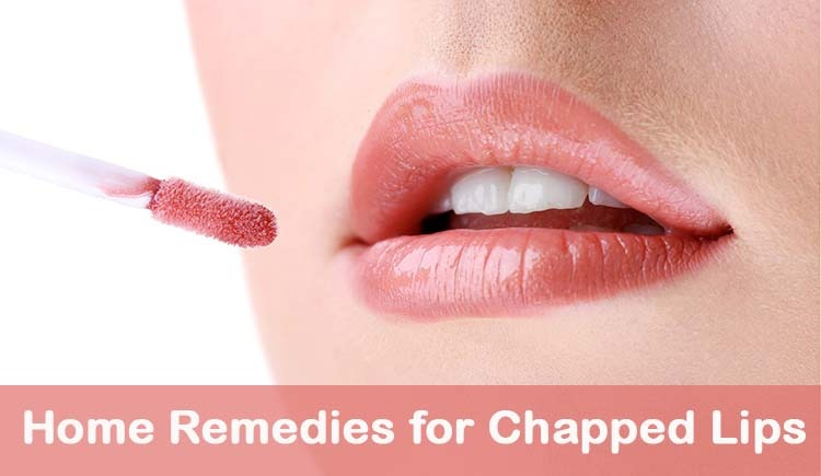 10 DIY Home Remedies for Chapped Lips