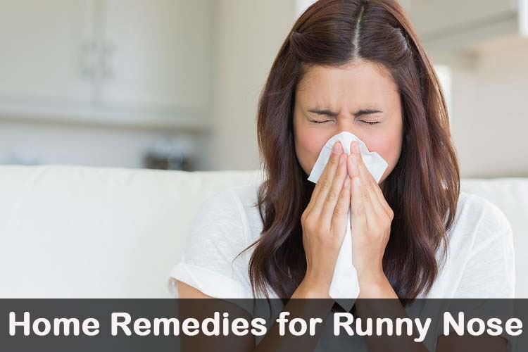 Runny Nose And Cough