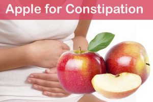 Apple for Constipation