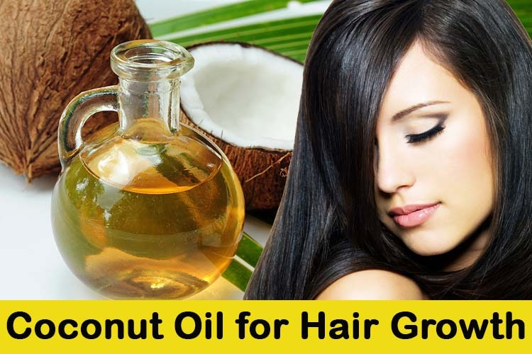 does coconut oil help hair growth