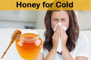 Honey for Cold