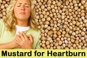 Mustard for Heartburn