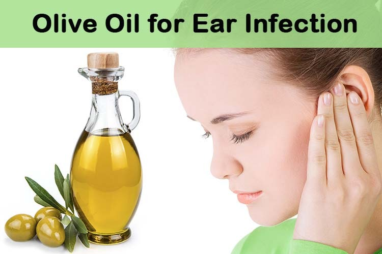 Natural Earache Remedy Olive Oil