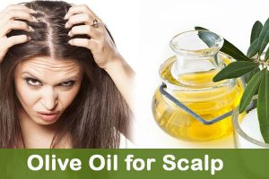 Olive Oil for Scalp