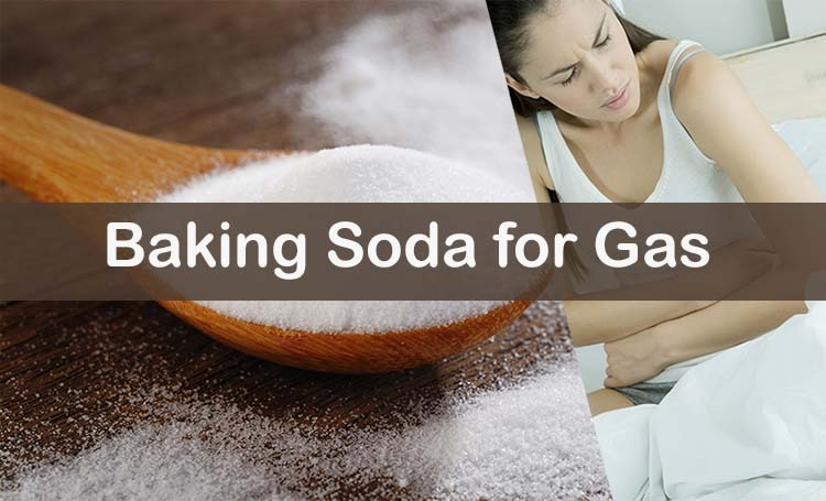 Baking Soda for Gas
