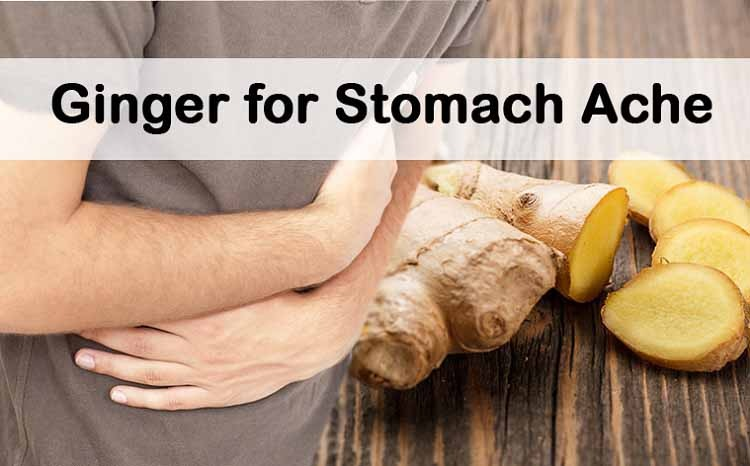 Ginger For Stomachache