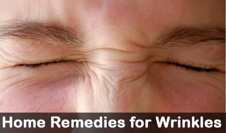 how to reduce wrinkles home remedies