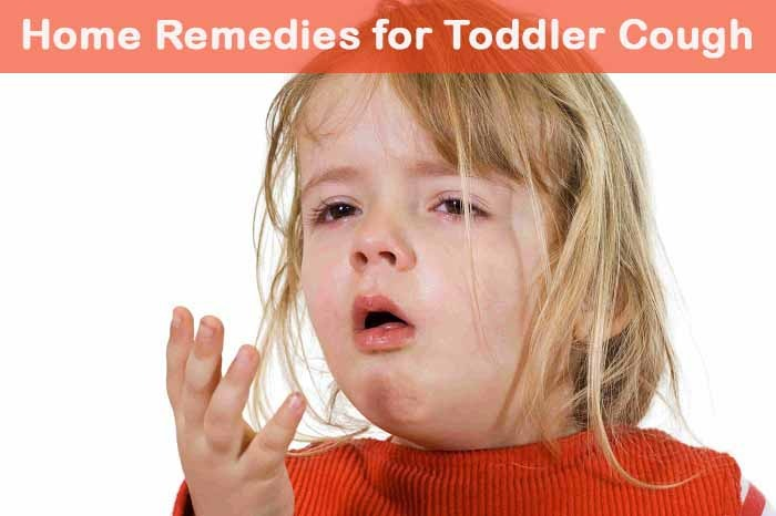 8 Diy Home Remedies For Toddler Cough