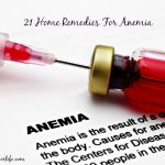 21 DIY Home Remedies for Anemia