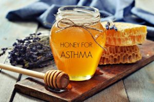 honey for asthma