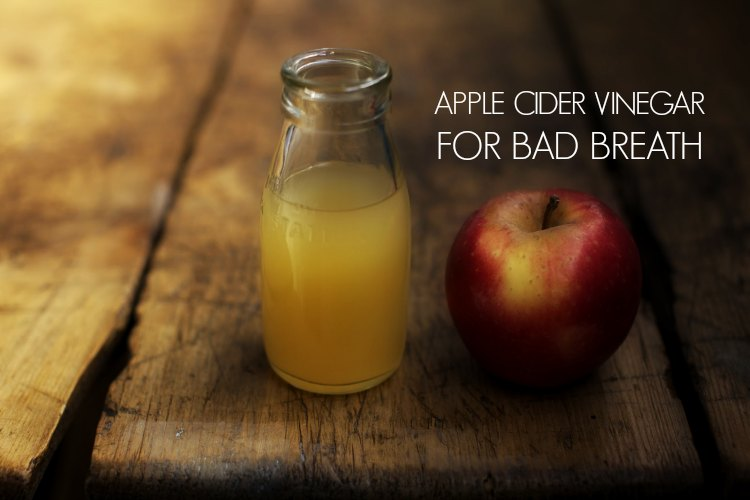 Bad Breath Home Remedies Vinegar