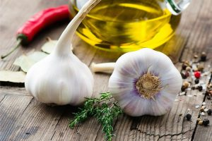 garlic for cold sore