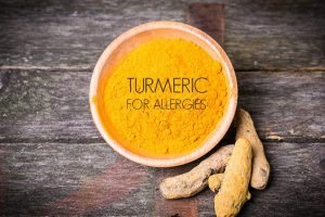 Turmeric for Allergies