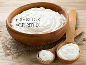 yogurt for acid reflux