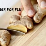 ginger for flu