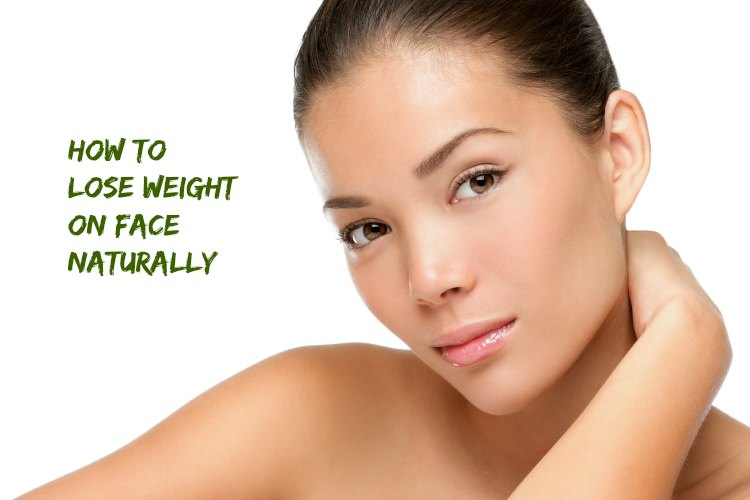 lose weight on face