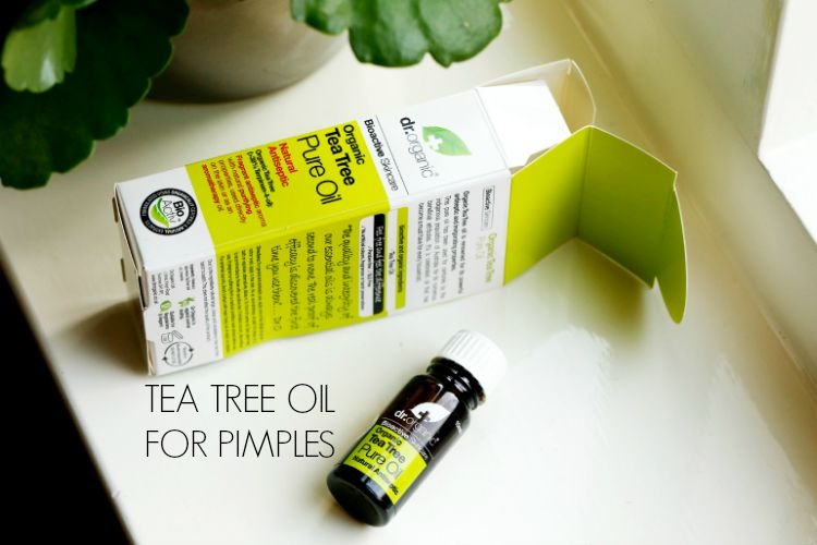 How to get relief from pimples