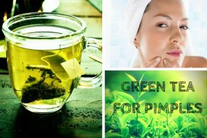 Green Tea For Pimples