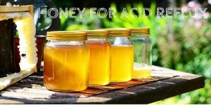 honey for acid reflux