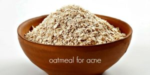Oatmeal for Acne