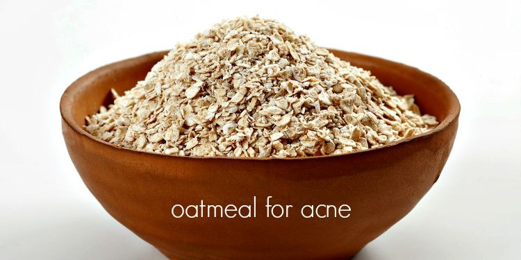 How to Use an Oatmeal Mask to Treat Acne (20 Methods)