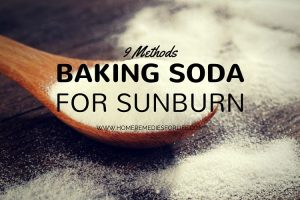 Home Remedies for Baking Soda