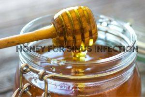 Honey for Sinus Infection