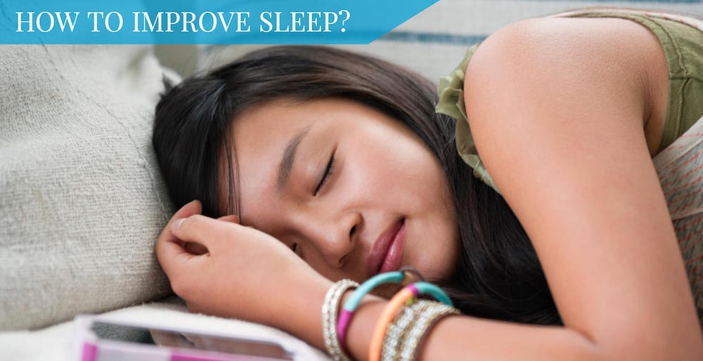 improve sleep naturally