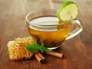 Cinnamon Honey tea