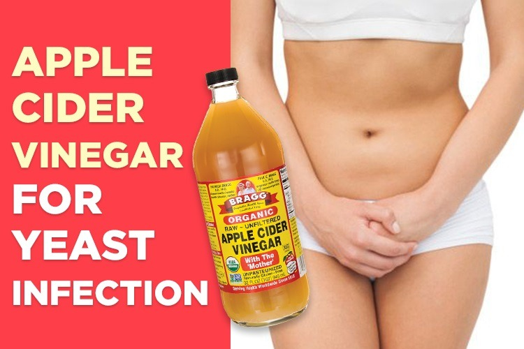 Apple Cider Vinegar For Yeast Infection