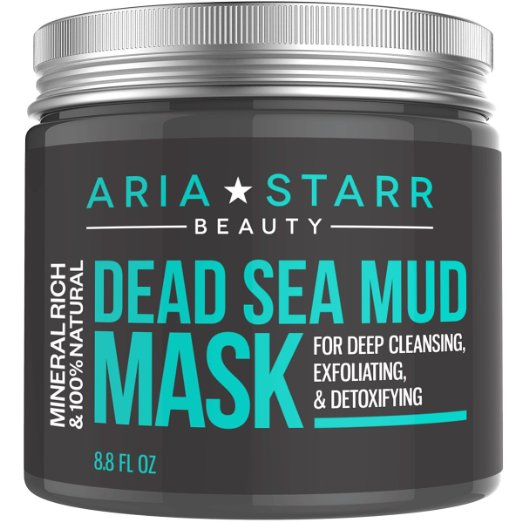 Aria Starr Beauty Dead Sea Mud Mask