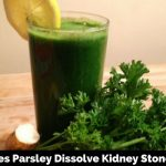 How To Use Parsley To Dissolve Kidney Stones