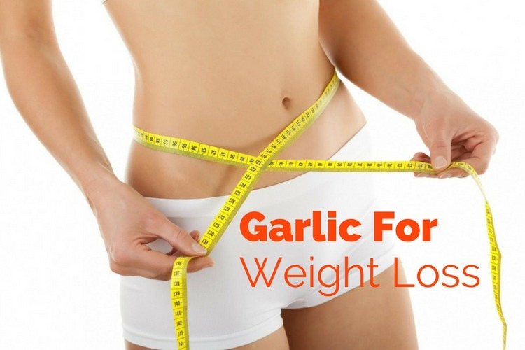 Garlic For Weight Loss