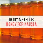 Honey For Nausea