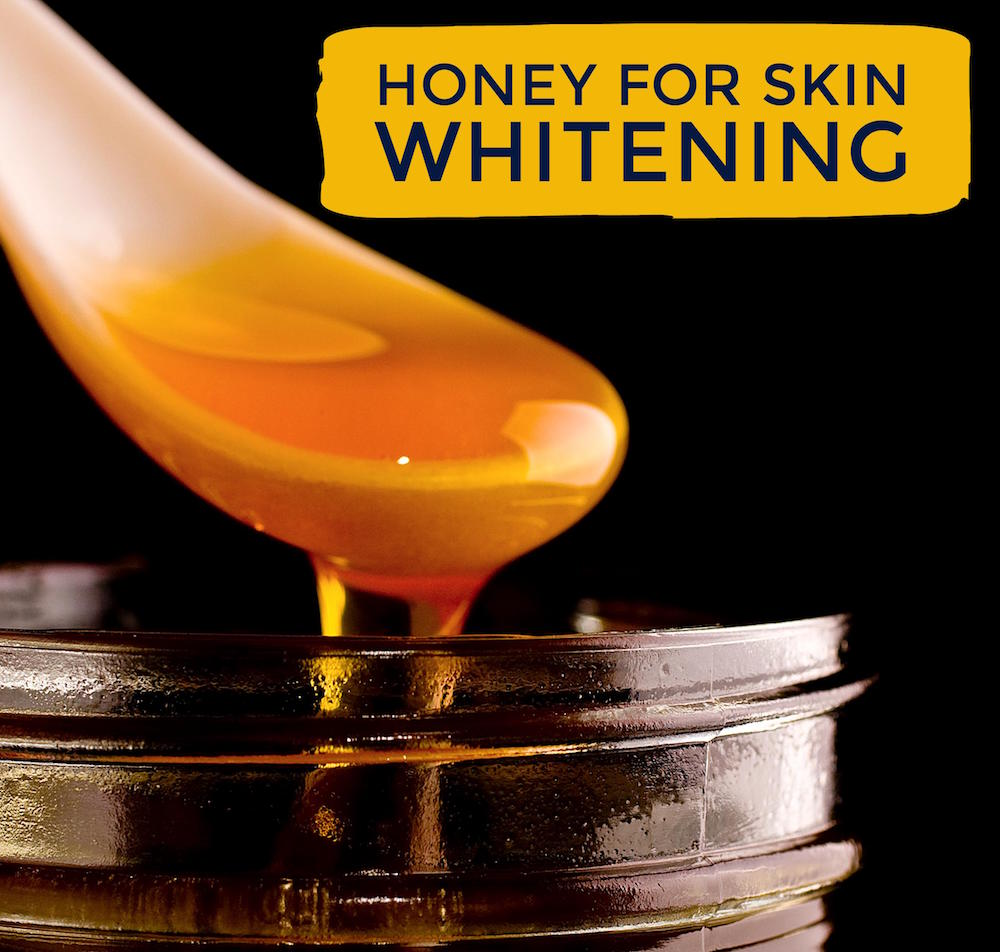 Honey For Skin Whitening