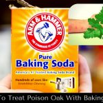 How to Use Baking Soda for Poison Oak