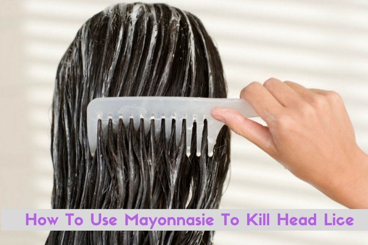 How to Use Mayonnaise for Head Lice