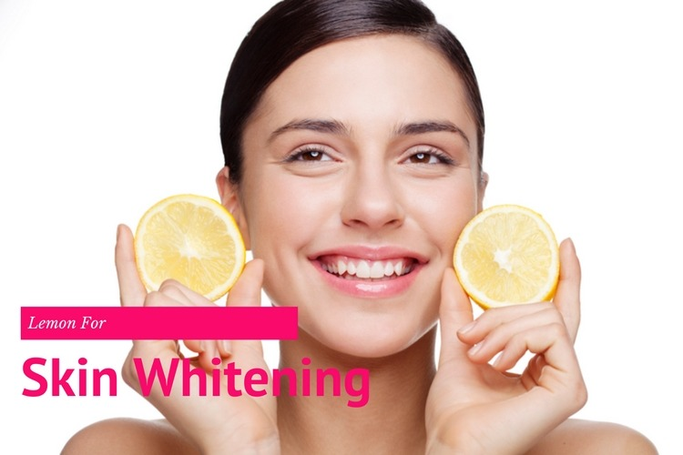 Lemon For Skin Whitening