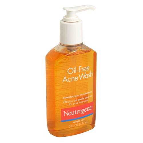 Neutrogena Oil-Free Face Wash