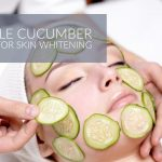 Cucumber Remedies For Skin
