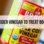 How To Use Apple Cider Vinegar To Treat Body Odor