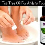 How To Cure Athlete's Foot Naturally With Tea Tree Oil