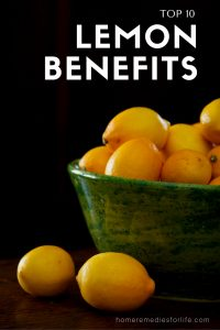 Lemon Benefits
