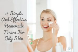 Best Homemade Toners for Oily Skin