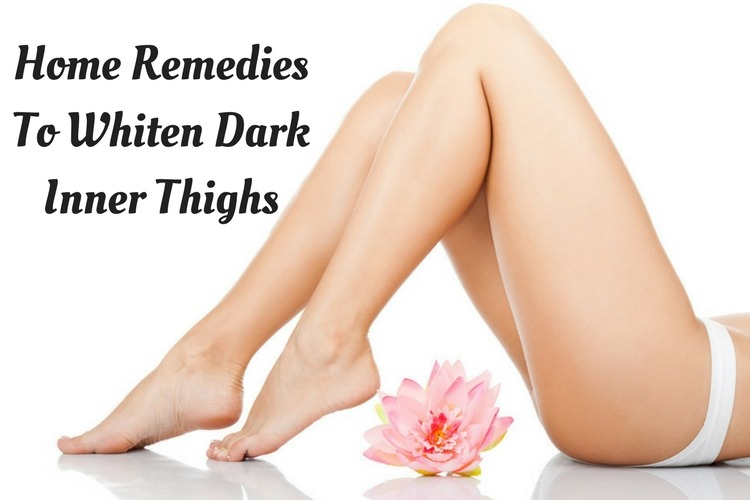 How to Lighten Dark Inner Thighs?