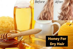 Honey For Dry Hair