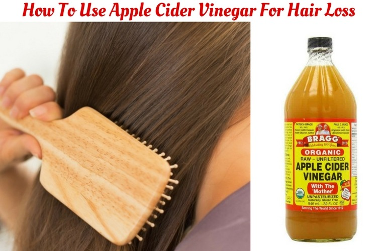 How To Use Apple Cider Vinegar For Hair Loss 1g
