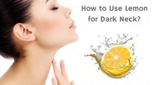 Lemon For Dark Neck